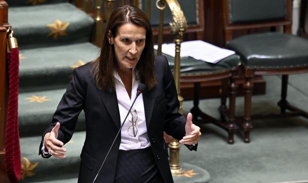 Sophie Wilmès demande à Sciensano de fournir à nouveau des chiffres quotidiens