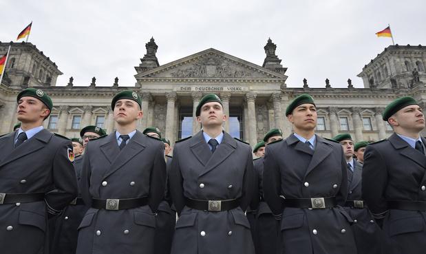 L'Allemagne augmente son budget Défense pour 2020
