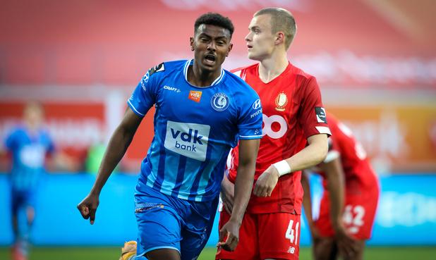 La Gantoise bat le Standard 2-0 et rejoint Malines en tête des Europe playoffs