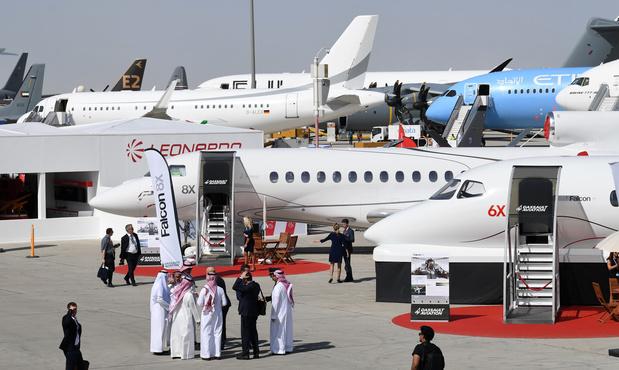 Salon de Dubaï: Airbus fait le plein et Boeing parvient à vendre des 737 MAX