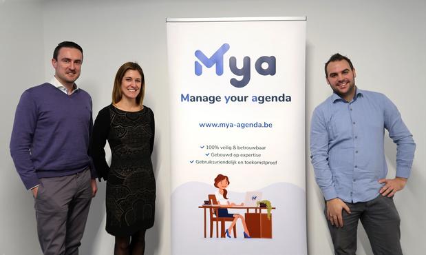 Limburgse start-up helpt dokters met de organisatie van hun agenda