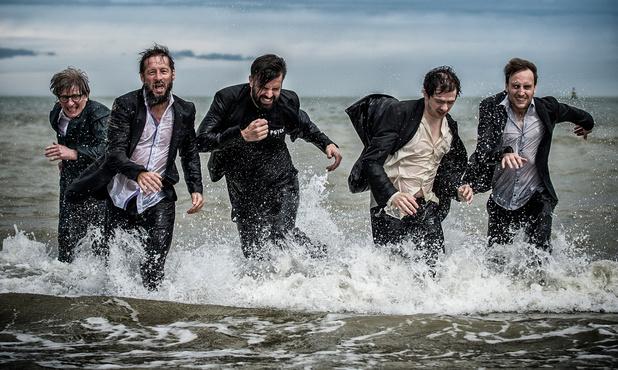 Jazzband Wasdaman kiest het ruime sop: beluister de eerste single in première