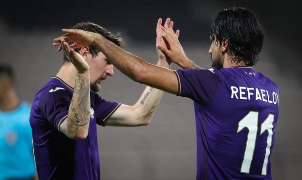 Conference League: vainqueur à Laç, Anderlecht entrevoit les barrages