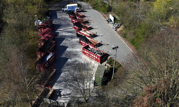 Construction d'un nouveau recyparc à Mouscron
