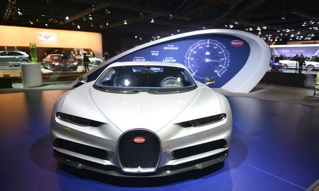 Volkswagen verkoopt Bugatti aan Kroatische durfal Mate Rimac