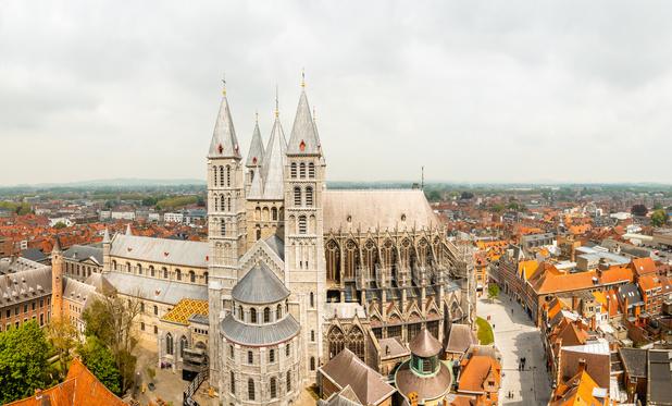 City-trip à Tournai, à l'ombre de la Dame de pierre