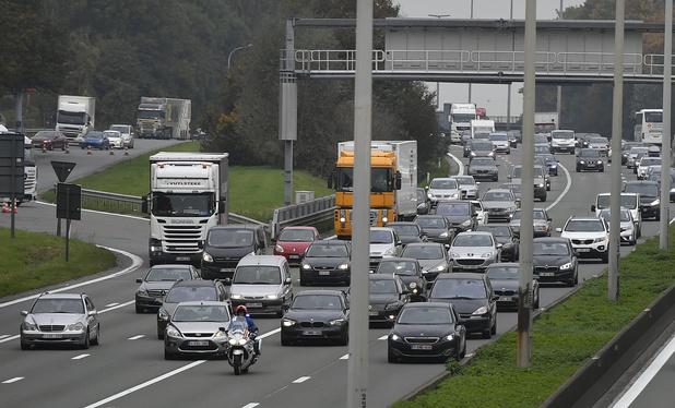 Plus d'embouteillages qu'avant la pandémie, la faute à l'e-commerce