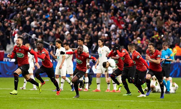 Ce jour-là: Rennes met fin à sa malédiction face au PSG