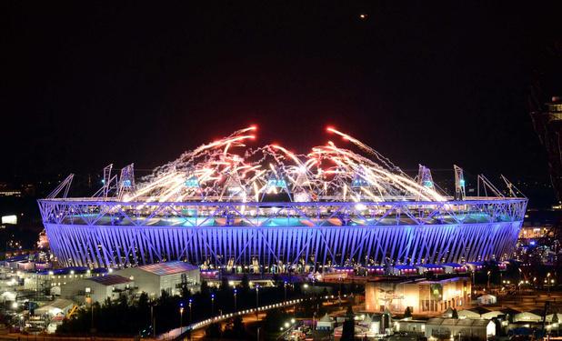 'De Olympische Spelen van Londen waren  succesvol omdat sport bijzaak was'