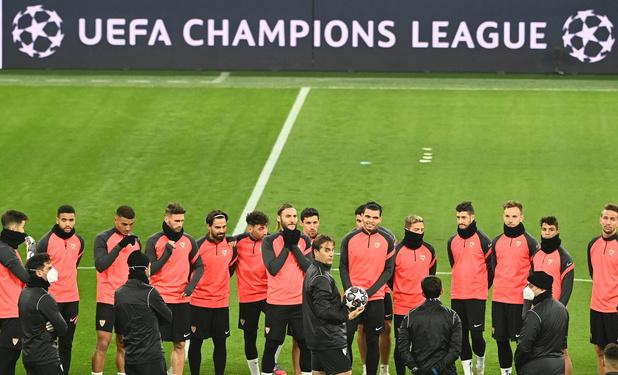 Ligue des Champions: le FC Séville doit passer un cap