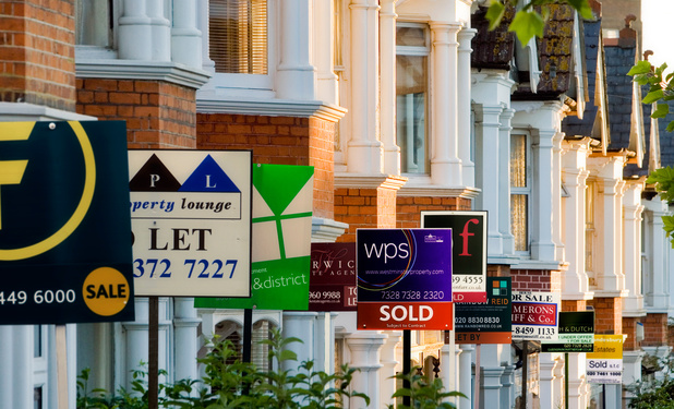 Les Britanniques se précipitent pour vendre leur bien immobilier!