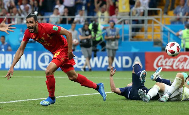 Ces matches qui vous ont fait rêver #2: Belgique-Japon (3-2)
