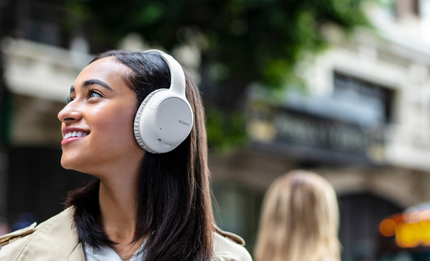 Test: Sony WH-CH710N - un casque antibruit abordable