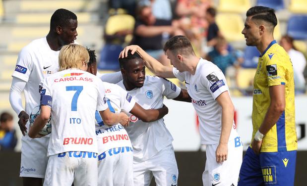 Antwerp-Genk et Anderlecht - La Gantoise, c'est l'heure du rattrapage