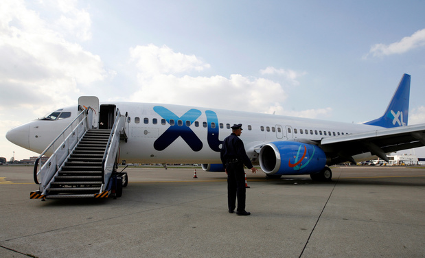 La compagnie XL Airways, en redressement judiciaire, interrompt ses vols dès ce lundi