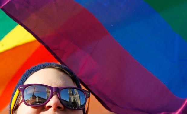 Eerste Pride parade ooit in Bosnië, inclusief protest