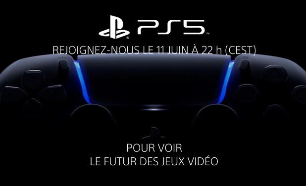 Sony dévoilera (quand même) les premiers jeux PS5 le 11 juin