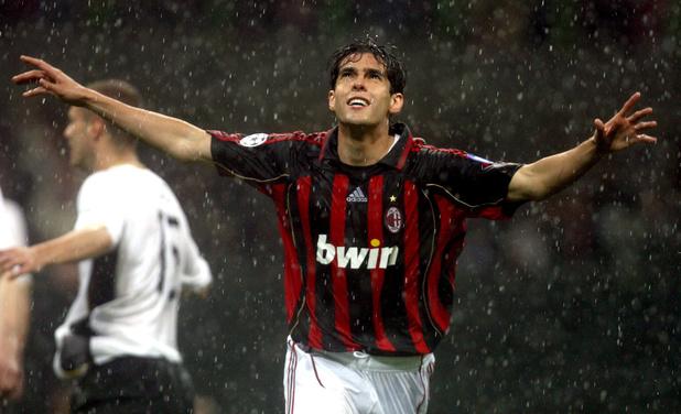 Ce jour-là : l'AC Milan et un époustouflant Kaká atomisent Man United en demi-finale de CL