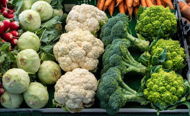 Kruisbloemige groenten beschermen de slagaders tegen verkalking