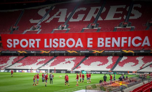 Le Standard à Benfica, l'Antwerp reçoit Tottenham et La Gantoise Hoffenheim