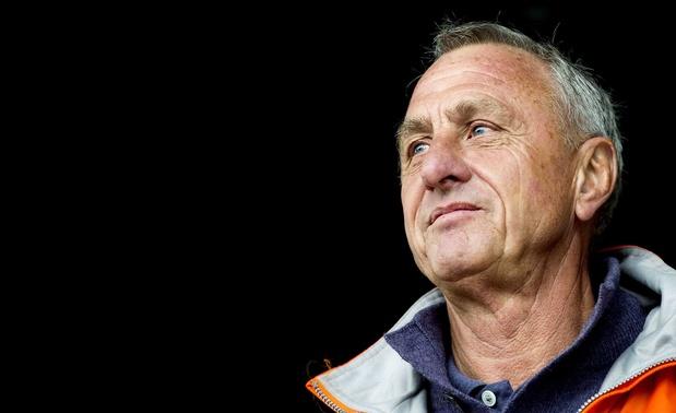 Le meilleur footballeur néerlandais de tous les temps? Vous avez choisi Johan Cruijff