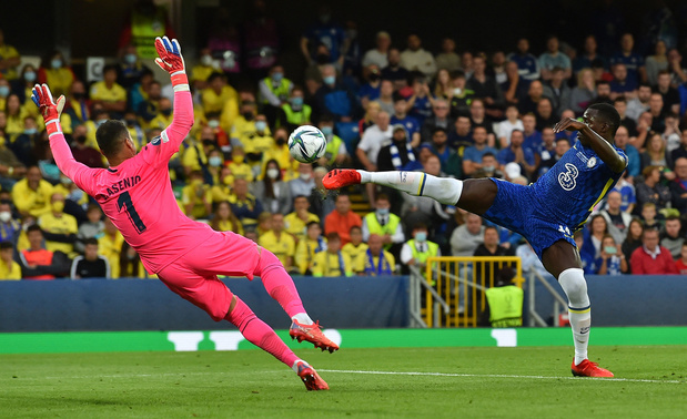 Chelsea wint Europese Super Cup van Villareal na strafschoppen