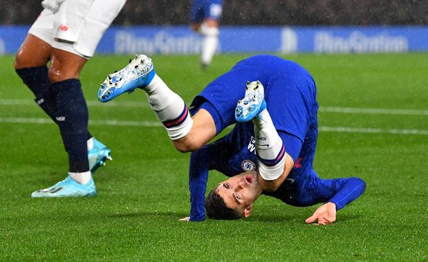 """La """"vilaine blessure"""" de Pulisic, un coup dur pour Chelsea"""