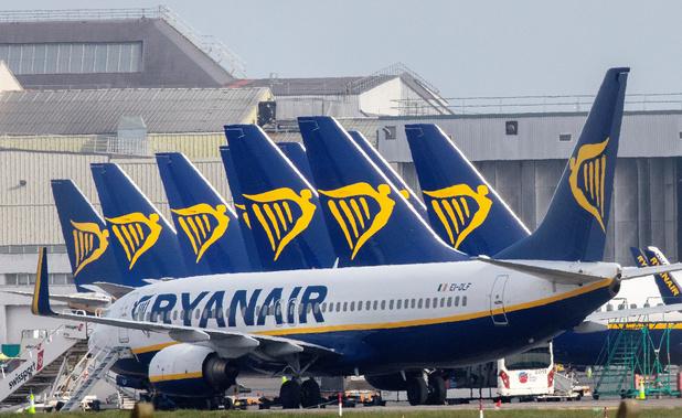 Ryanair réduit ses capacités de vols pour l'hiver