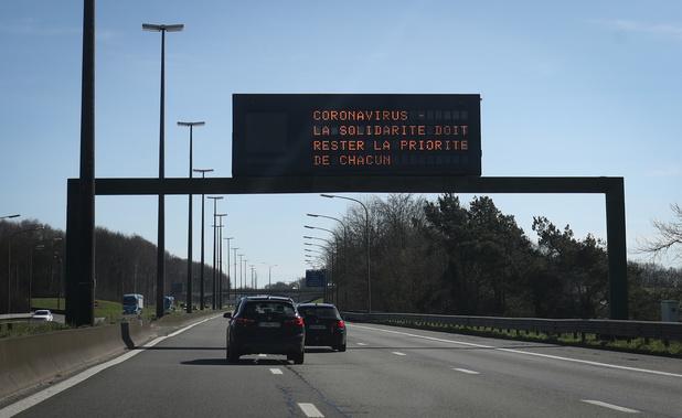 La frontière franco-belge ouverte mais contrôlée