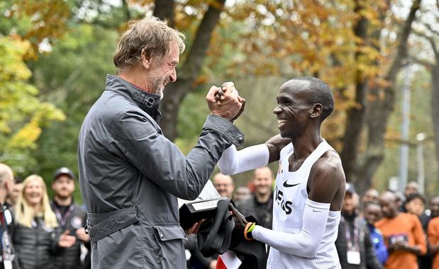 Après un marathon record, l'ogre Ineos poursuit sa conquête sportive