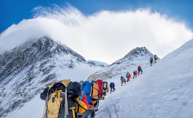 Nepal verbiedt wegwerpplastic op de Mount Everest