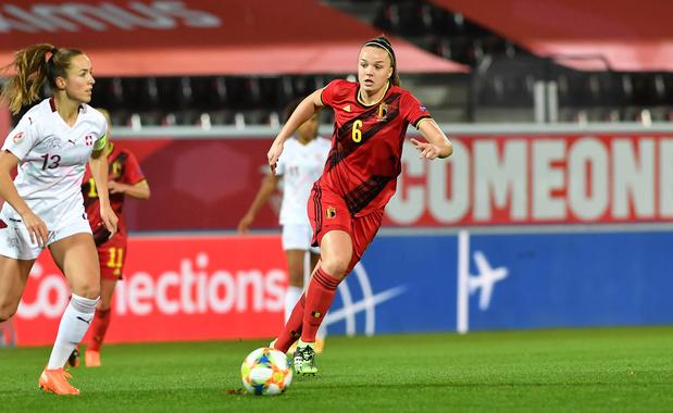 Anderlecht: la Soulier d'Or Tine De Caigny en route pour Hoffenheim