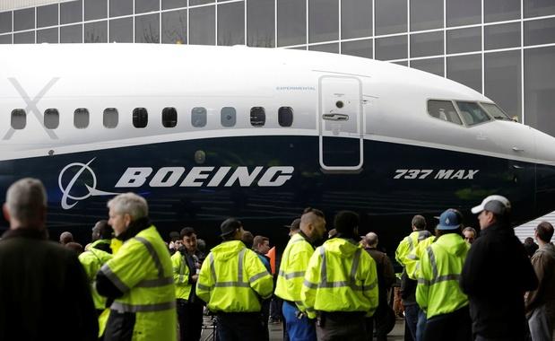 Boeing va suspendre la production du 737 MAX à partir de janvier