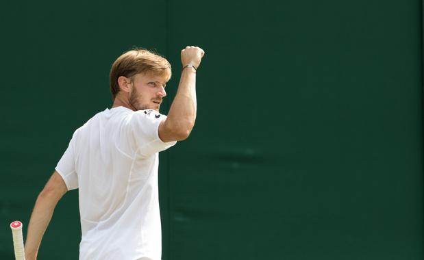 David Goffin, 18e, retrouve le top 20, Djokovic consolide sa 1e place