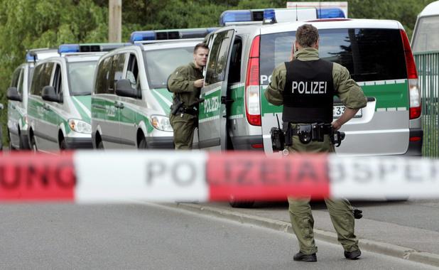 """Allemagne: un """"conducteur fou"""" fonce dans une zone piétonne et tue au moins 5 personnes"""