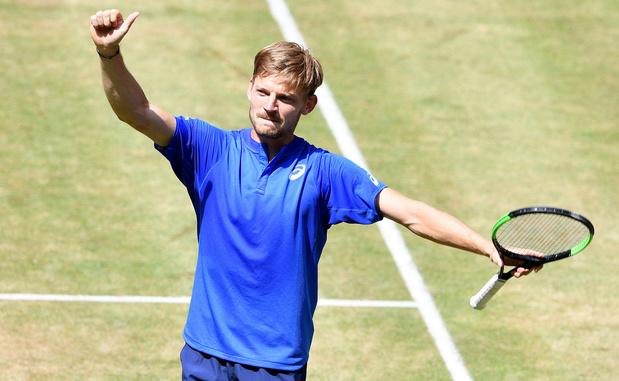 Wimbledon: Goffin contre Klahn, Bemelmans face à Wawrinka, Mischa Zverev pour Darcis