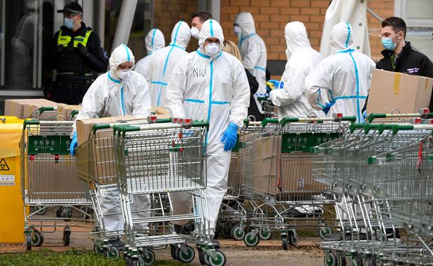 Coronavirus : 5 millions d'Australiens reconfinés, plus de 12 millions de cas dans le monde