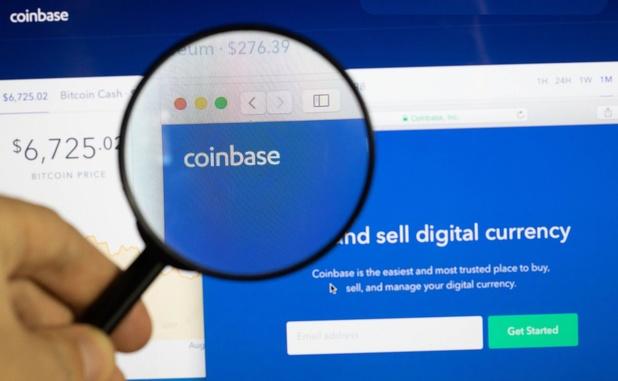 Bitcoin-handelsplatform Coinbase trekt midden april naar beurs