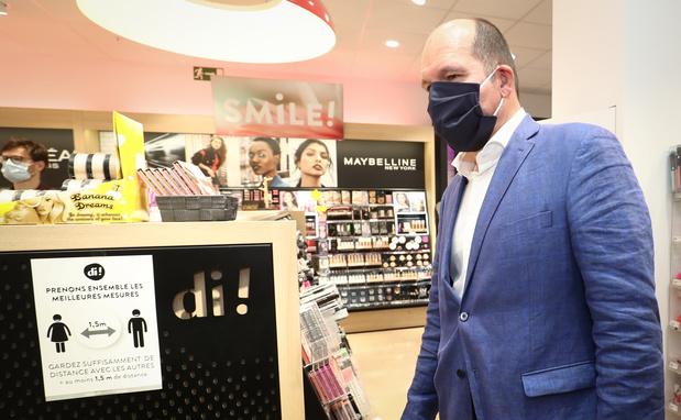 Ce qui change pour le port du masque à Bruxelles