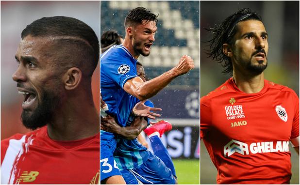Europa League: le Standard hérite de Benfica, l'Antwerp ira à Tottenham, Gand face à Hoffenheim