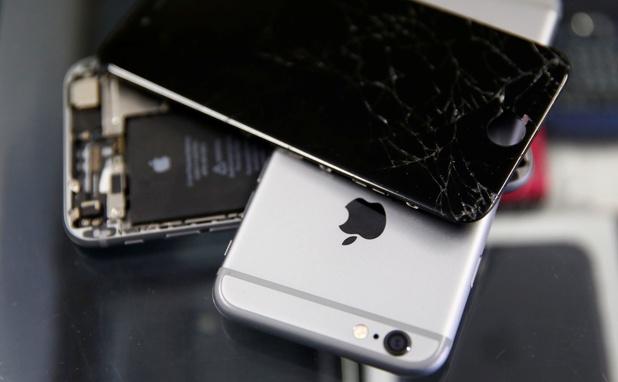 Apple accuse une firme de recyclage de revendre des appareils
