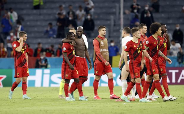 Statistiques et revue de presse de l'élimination des Diables Rouges à l'EURO 2021