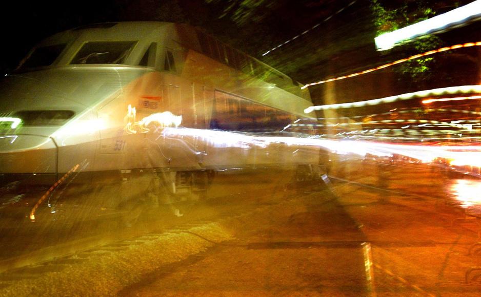 Le TGV souffle ses 40 bougies (rétrospective en images)