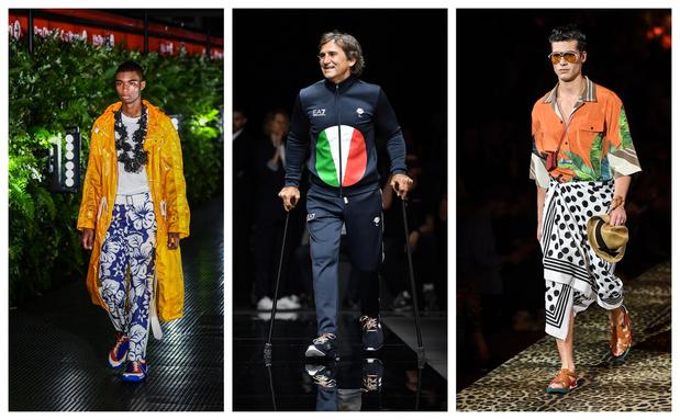 Mode masculine : vacances et JO au coeur des tendances printemps-été 2020