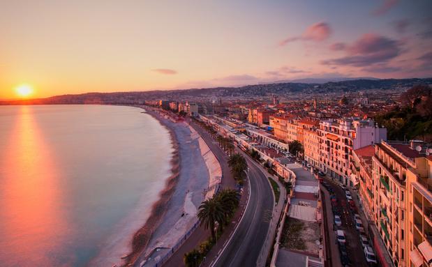 De Franse stad Nice verovert plaatsje op de Unesco Werelderfgoedlijst