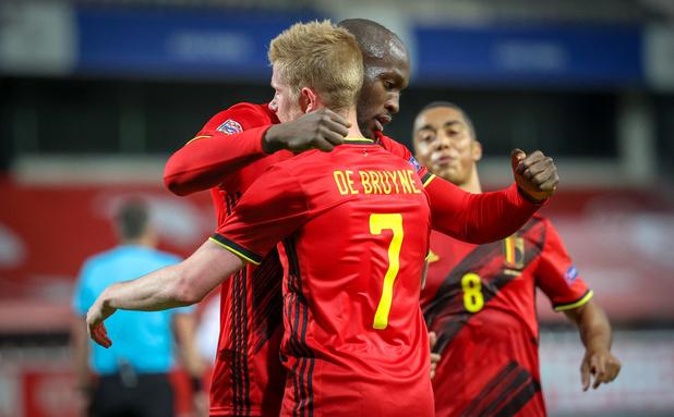Belgique-France! Les Diables rouges retrouvent les Bleus en demi-finale de la Ligue des Nations