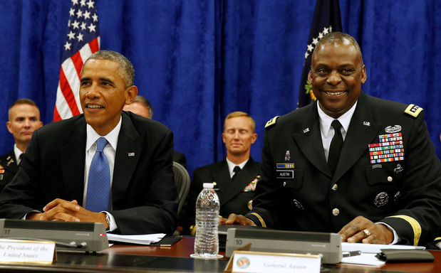 Joe Biden wil Lloyd Austin als minister van Defensie