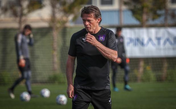 Les joueurs d'Anderlecht peuvent venir s'entraîner à Neerpede