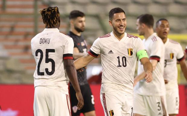 """Ancelotti sur Eden Hazard: """"Cette année pourrait être celle de son explosion"""""""