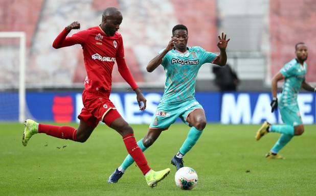 L'Antwerp et Charleroi se rapprochent des playoffs 1